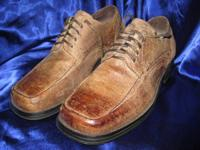 For Sale: pair of genuine BED STU mens shoes size 8.