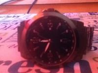 I have a black analog watch for sale! Price is $50. The