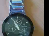 Selling my Bulova watch that I bought less then a year
