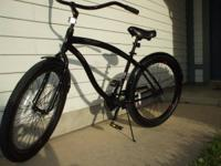29 inch. Gloss Black. Cruiser. This Bike is the best