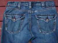 NICE MENS JEANS SIZE 32/34. NEW WITH OUT TAGS. REALLY