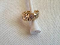 Mens Diamond Ring W 7 Diamonds Under Appraisal. Great