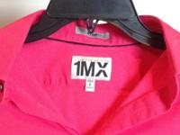Mens express 1MX fitted long sleeve shirt.  Great