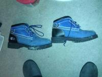 selling a pair of suade FUBU boots. size 9 for 20.00.