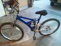 For sale is a Mens Huffy mountain bike. I bought the