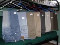 "from left to right ""PAPER DENIM CLOTH"" Jeans sz 36"