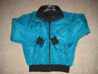 Mens Reversible Columbia Coat - Size Large In very good