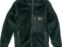 "Mens Mountain Hardwear ""Monkey Man"" Coat Black XL $80"