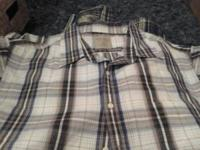 I have a mens shirt never worn. Size is 2x . Comes from