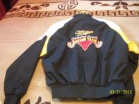 i have for sale a mens racing jacket at a great buy at