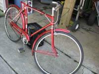triumph bicycles england