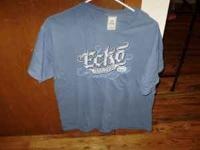 Shirts: Blue Ecko size large (top left pic) Blue