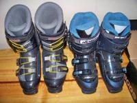 I have a nice pair of nordica boots for sale. they are
