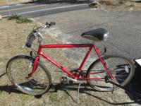 Mens Sterling 21 Speed $150.00 , 12 Speed , Kenda