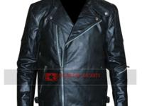 We Sale Metal Gear Solid V Snake Leather jackets and