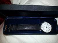 Tiffany Dress Watch used in mint condition/ works well.