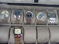NEW MENS WATCHES NO MAJOR NAME BRAND JUS NICE TIME