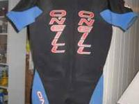 First $50.00 for this size large mens wetsuit with