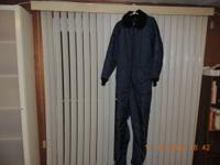 I have a Sears men's Work'n Leisure winter one piece
