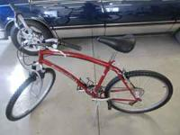 This bike isnt new, but its almost like new, very