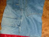 ALL JEANS/SHORTS ARE PREOWNED    ALL JEANS ARE SIZE 34