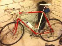 I am selling this bike to support a student in Africa I