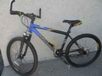 I have a MENS SPECIALIZED ROCK HOPPER for sale. This