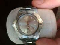 This is a VERY nice watch.Look up the model number on