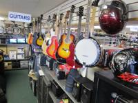 In the nick of time for Easter !!!  Lots of Guitars