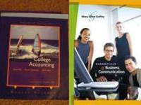 College Accounting chapters 1-30 wild $40 Essentials of