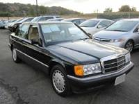 Classic 1990 Mercedes (No Emissions Tests) Automatic No