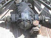 "Selling the rear differential ""pumpkin"" from a 1987 560"
