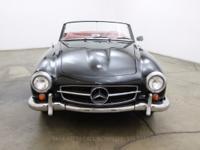 1962 Mercedes-Benz 190SL with 2 tops1962 Mercedes-Benz