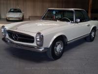 1966 Mercedes-Benz 230SL Pagoda1966 Mercedes-Benz 230SL