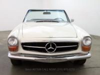 1964 Mercedes-Benz 230SL1964 Mercedes-Benz 230SL with 2