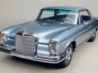 1966 Mercedes-Benz 250SE VIN: 111021 10 085193