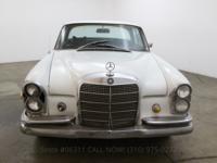 1969 Mercedes Benz 280SE Coupe1969 Mercedes Benz 280SE