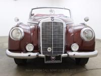 1953 Mercedes-Benz 300B Cabriolet1953 Mercedes-Benz