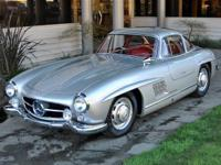 1954 Mercedes-Benz 300SL Gullwing VIN: 4500079 45,687