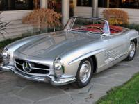1957 Mercedes-Benz 300SL Roadster VIN: 2 31,530