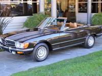 1972 Mercedes 350 SL VIN: 62 One owner California car