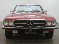 1972 Mercedes Benz 350SL 1972 Mercedes Benz 350SL with