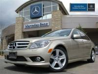 This is a Mercedes-Benz, C-Class for sale by Mercedes