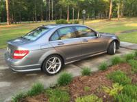 Absolutely gorgeous 2011 Mercedes-Benz C-Class C300 for
