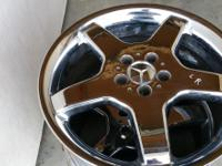 "Brand New 18"" Chrome Rims 5x112  ET: 35 to"
