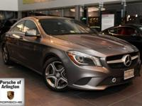 This is a Mercedes-Benz, CLA-Class for sale by Porsche