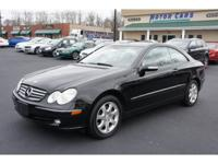 How about this 2003 CLK-Class CLK320? Open the sunroof