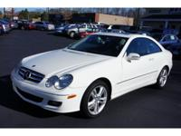 This 2006 CLK-Class CLK350 might be the one for you! If