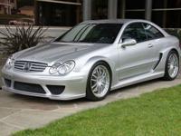 2005 AMG Mercedes-Benz CLK DTM VIN:WDB44 One of the