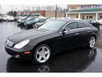 Have we got the sedan for you! This 2006 CLS-Class runs